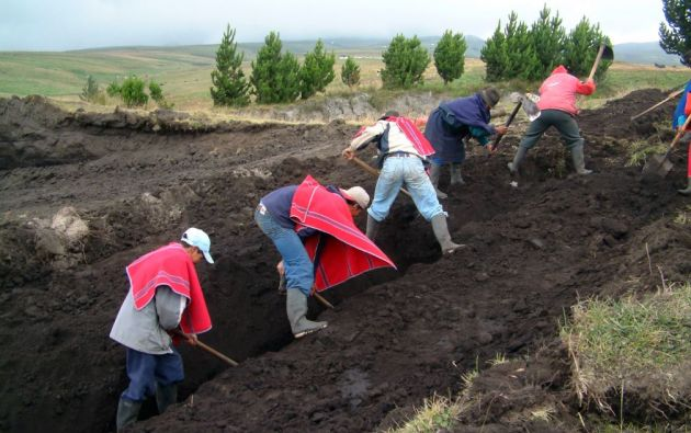 """Tungurahua se precia de tener un """"modelo exitoso"""" de gestión provincial."""