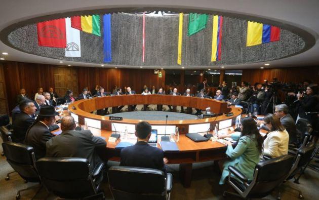 El organismo nació en la ciudad colombiana de Cartagena de Indias en 1969 con un espíritu integrador.
