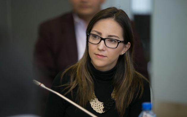 La aplicación de pruebas de detección del VIH están certificadas por organismos internacionales, según la ministra de Salud, Verónica Espinosa.