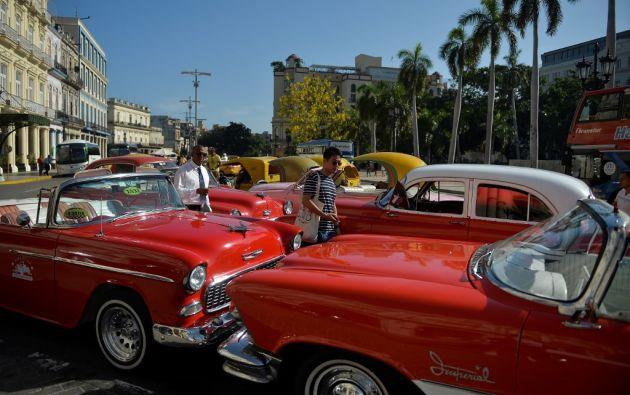 La distensión entre Cuba y Estados Unidos terminó con la llegada a la Casa Blanca de Donald Trump. Foto: AFP.