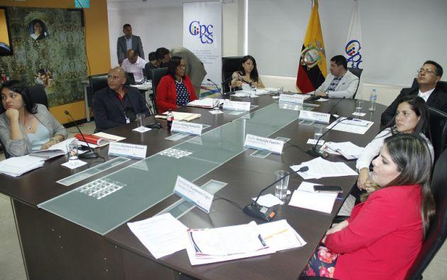El Legislativo iniciará el trámite ante la Corte Constitucional, sobre las facultades del CPCCS.
