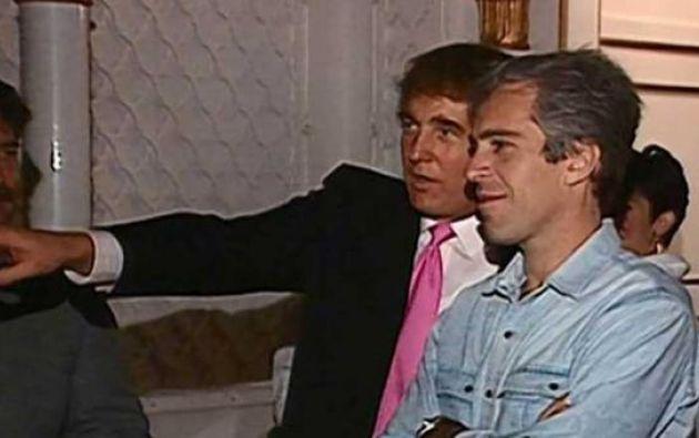 El mandatario ha negado tener una relación cercana a Epstein.