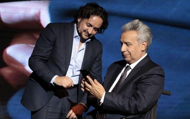 Entre las intenciones del Gobierno de Moreno están lograr un 98 % de conectividad para el 2021.