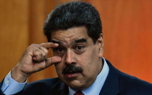 Venezuela y Estados Unidos mantienen relaciones tirantes prácticamente desde la llegada del chavismo al poder. Foto: AFP