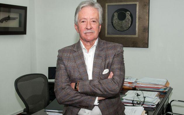 Jorge Rodríguez Torres, economista, dirigió por cuatro años una organización de la sociedad civil que sufrió juicios desde el poder por combatir la corrupción. Foto: Segundo Espín.
