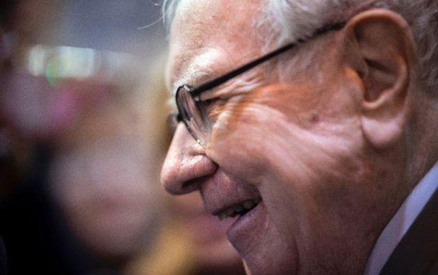 El truco del éxito de Warren Buffett es la simplicidad de sus objetivos. Foto: AFP.