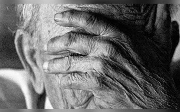 El ciudadano José Leonidas A. B., ahora de 81 años de edad, tuvo por muchas semanas bajo su asedio a un niño de once años.