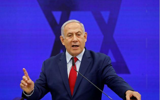 La permanencia de Benjamín Netanyahu en el poder causa más admiración que simpatías o antipatías. Foto: AFP.