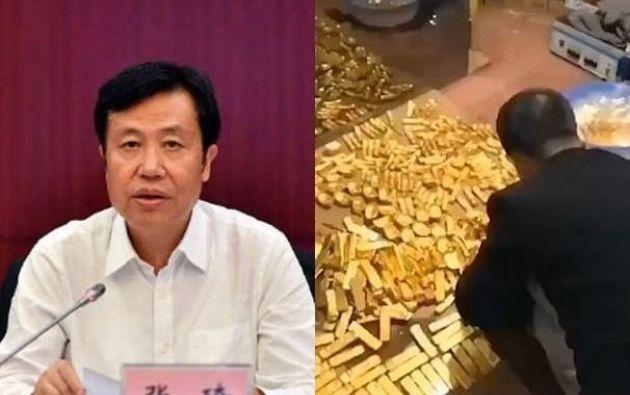 Si los investigadores confirman que todos los valores pertenecían a Zhang Qi, se convertiría en el hombre más rico de China.