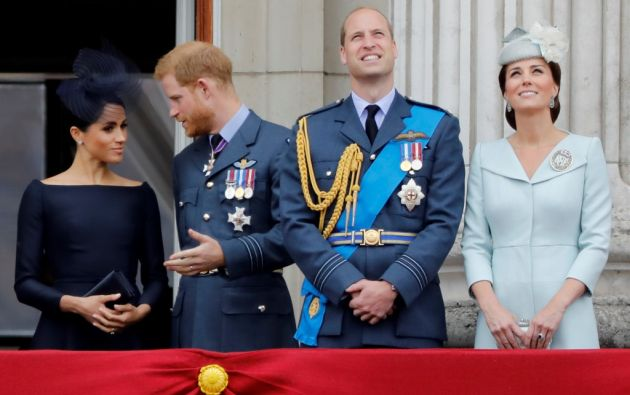 El duque de Sussex habló de su vida personal y los problemas con los tabloides británicos.  Foto: AFP