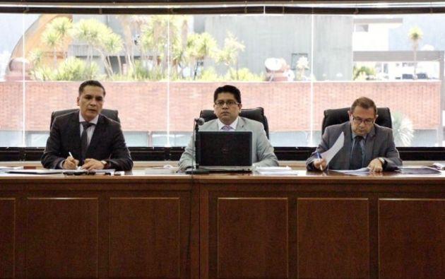 Los magistrados ratificaron la medida cautelar de prisión preventiva en su contra.