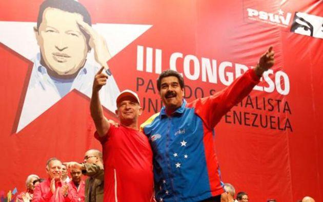 Carvajal, de 59 años, fue jefe de la contrainteligencia con el expresidente venezolano Hugo Chávez y con el actual mandatario, Nicolás Maduro.