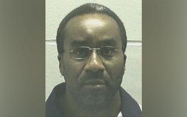 Ray Jefferson Cromartie, afroamericano de 52 años, fue condenado a la pena capital por asesinar a un dependiente de un supermercado hace 25 años durante.