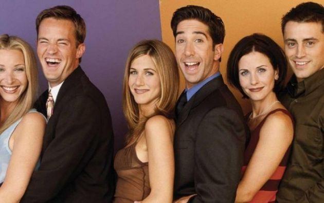 """También hay numerosos vestidos y prendas empleados por los seis actores de """"Friends""""."""
