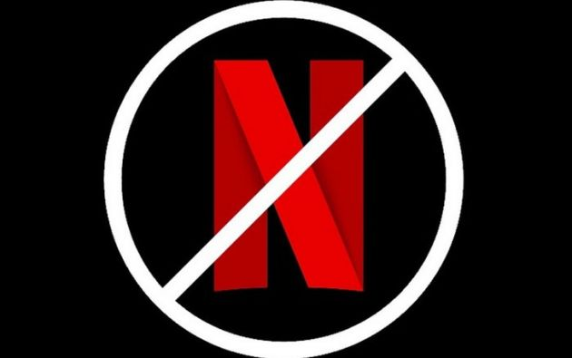 Varios usuarios recurrieron a Twitter y otras redes sociales para indicar que estaban teniendo problemas con la recepción de Netflix.