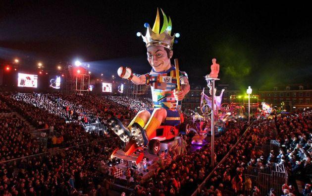 4.- Carnaval de Niza