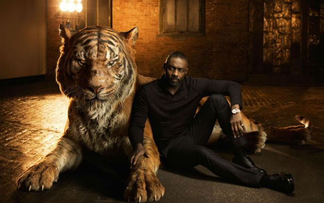 Idris Elba - Shere Khan