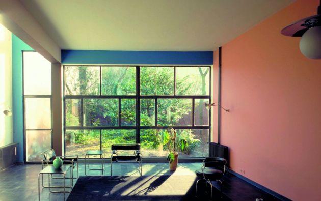Obra arquitectónica de Le Corbusier, considerada como una contribución excepcional al Movimiento Moderno (Alemania, Argentina, Bélgica, Francia, Japón, India y Suiza).