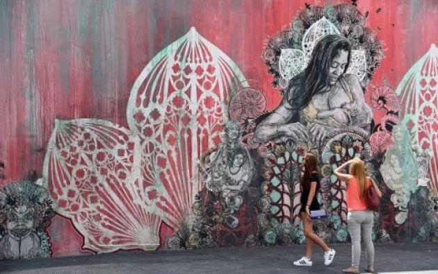 Wynwood Walls y su extensión, Wynwood Doors, cambian la manera en que el público interactúa con el arte en general.