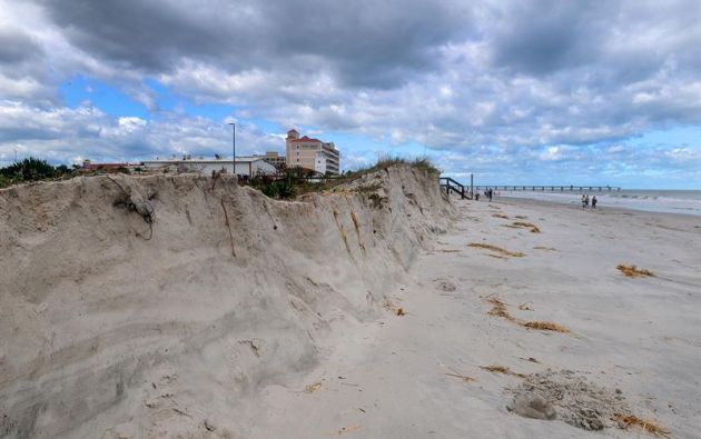Fotos: EFE. Daytona. Beach