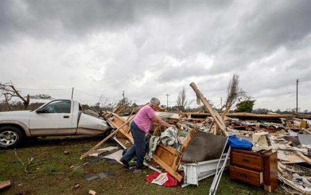 USA Georgia, USA, Tornado