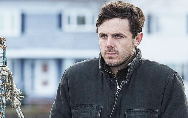 "Mejor actor - Casey Affleck ""Manchester by the Sea"""