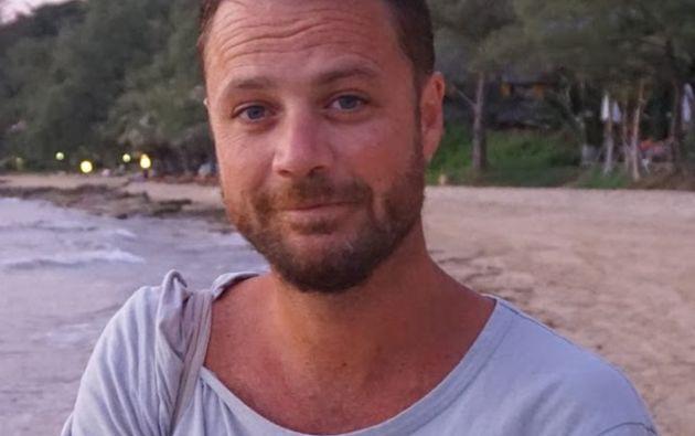Chris Bevington, víctima del ataque de camiones de Estocolmo