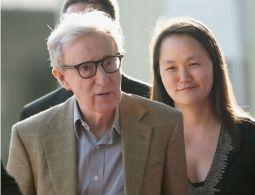 Woody Allen y Soon Yi. Foto: REUTERS