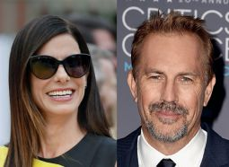 Sandra Bullock y Kevin Costner.
