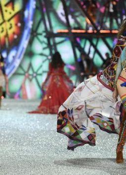 La modelo de 21 años contó la verdadera razón de su extrema delgadez: sufre de hipotiroidismo. Foto: AFP
