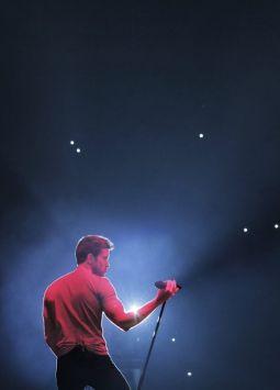 El artista español Pablo Alborán ofreció a sus seguidores en Ecuador un concierto de altura en Quito, donde cautivó a unos 6.000 espectadores con los temas de su nuevo álbum