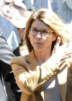 La actriz podría ahora ser condenada a hasta 40 años de prisión. Foto: AFP
