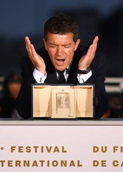 Se premió el trabajo de Antonio Banderas en la película