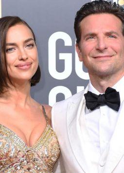 Cooper y Shayk tienen una hija en común nacida en 2017. Foto: AFP