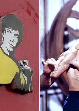 La hija de Bruce Lee demandó a la cadena de restaurantes Real Kungfu por usar sin permiso la imagen de su padre.