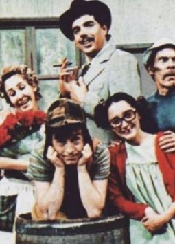 Los programas de Roberto Gómez Bolaños,