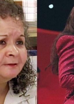 Yolanda Saldívar de 60 años cumplió 25 años en prisión por el asesinato de la cantante.