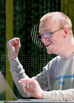 El joven entró este año en la lista de Forbes como uno de los rusos menores de 30 años más prometedores en la categoría de 'prácticas sociales'.