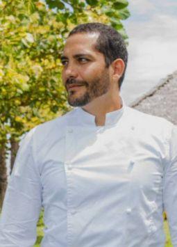 Pacheco se sumó así a la labor del voluntariado de Naciones Unidas.