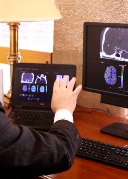 Jorge G. Ortiz Garcia, doctor en medicina y profesor del Departamento de Neurología de la Universiy of Oklahoma Health Sciences Center, de Estados Unidos.