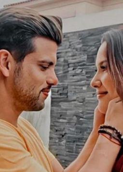 Efraín Ruales y Alejandra Jaramillo tenían una relación sentimental muy sólida. Ella reveló que en sus planes a mediano plazo estaba el matrimonio y tener hijos.