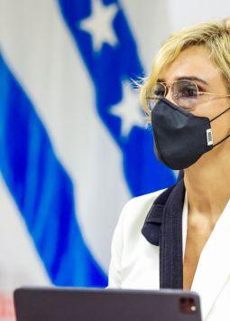 COE de Guayaquil, presidido por la alcaldesa Cynthia Viteri, anunció nuevas restricciones.