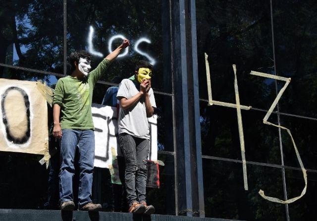 Este caso ha conmocionado a México y a la prensa internacional. Foto: AFP