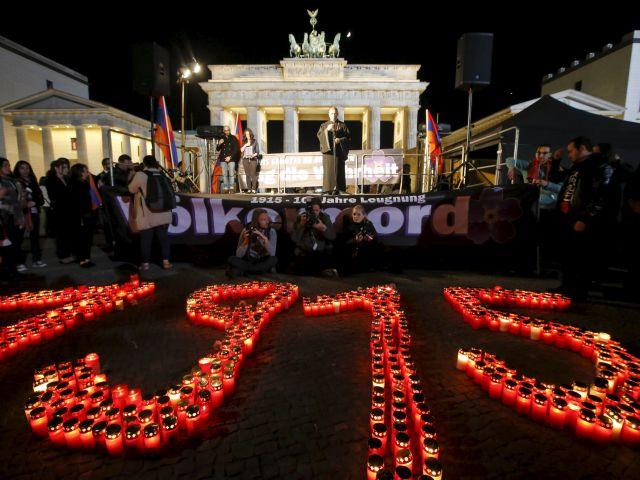 Millón y medio de seres humanos fueron exterminados. Foto: REUTERS