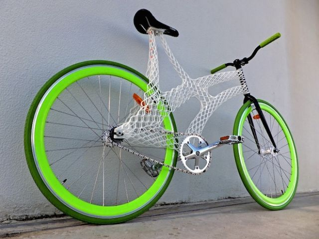 FIX3D BIKE FRAME - James Novak (marco de bicicleta)