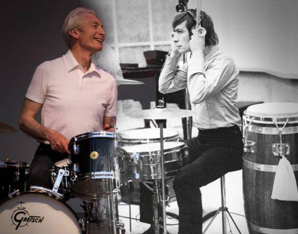 Fue contratado por el grupo de rock en 1963. Foto: Facebook