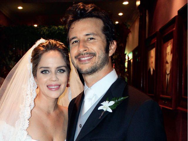 Kristina y Javier.