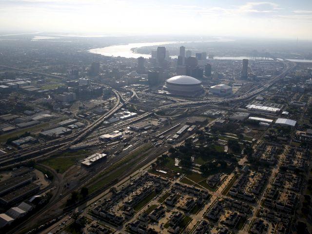 Una vista general muestra Nueva Orleans (Louisiana, EE.UU.), 19 de agosto de 2015. Foto: REUTERS.