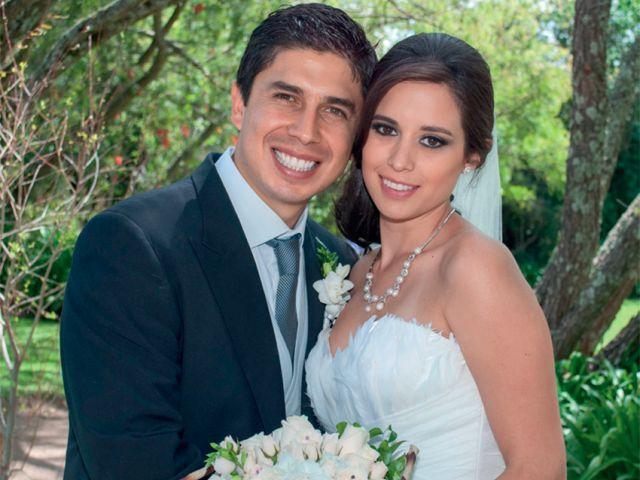 Daniel Arroyo y Verónica Molina.