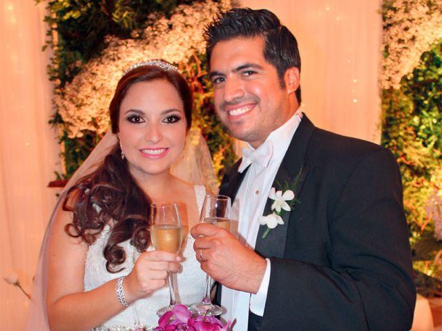 Adriana y Gabriel Antonio.